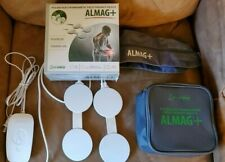 ALMAG+ Magnetic Pulsed Field Therapy Device Manual Magnetotherapy 120V/60Hz(USA)