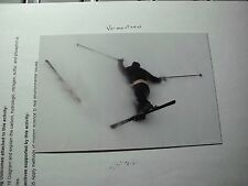 Vermont Green Mountains ski Lodge resort Jump sport Aerial Trick Wreck Wipe out
