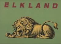 Elkland Apart Limited Edition Promo 2005 Vinyl LP Salvation