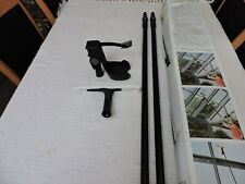 KARCHER TELESCOPIC POLE KIT FOR WINDOW CLEANER VACUUM WV50-75 WV2 - 2.633-111.0