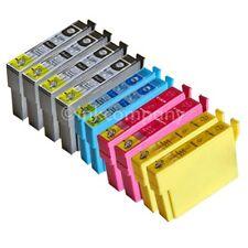 10x Tintenpatronen kompatibel für Epson Drucker SX130 SX230