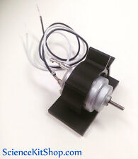 Hobby Motor with Wires and Adjustable Motor Clamp - Great for Science Projects