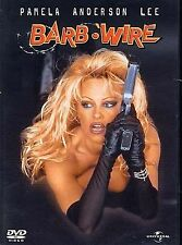FILM DVD - BARB WIRE (PAMELA ANDERSON) - Nuovo!!