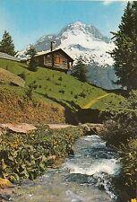 BF14183 au pays du mont blanc poesie savoyarde france  front/back image