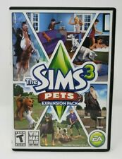 The Sims 3 Pets Expansion Pack PC MAC Game