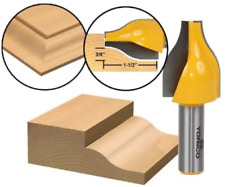 Yonico 12147 Ogee Vertical Raised Panel Router Bit 1/2-Inch Shank