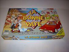 """JEU DE SOCIETE """" LA BONNE PAYE """" PAR  PARKER COMPLET EN BOITE TBE"""