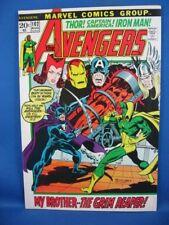 The Avengers #102 (Aug 1972, Marvel) F+