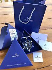 Swarovski 2020 Ornament Large-Brand New 5511041