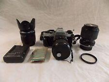 Pentax Super Program 35mm Camera Bundle