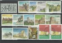 Portugal Stamps | Castles | Used