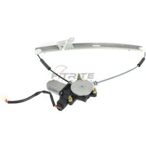 NEW FRONT RIGHT POWER WINDOW REGULATOR FITS FORD ESCAPE 2008-2012 FO1351170
