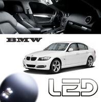 Kit LED BMW E90 E91 14 Ampoules Blanc plafonnier coffre Sol 316 318 320 325 330