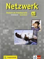 Netzwerk Deutsch als Fremdsprache, A2 Langenscheidt Klett codice:9788853616074