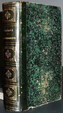 CAZEAUX: Traité théorique et pratique de l'art  des Accouchements / 1858