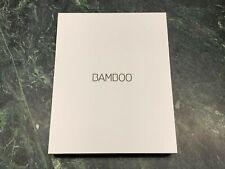 Wacom Bamboo Slate Smartpad Digital Notebook Small (A5/Half Letter Size) CDS610S