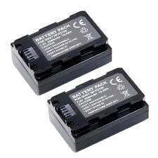 2X NPFZ100 Batteries for Sony Alpha 9, A9, 9R, A9R, 9S, A7RIII, a7 III Camera