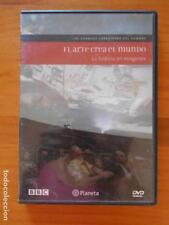 DVD EL ARTE CREA EL MUNDO 4 - LA HISTORIA EN IMAGENES - LAS GRANDES CREACIONES D