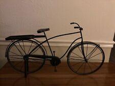 Vintage Bicycle Tabletop Home Decorative Metal Bike