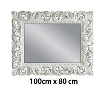 Rechteckige Markenlose Deko-Spiegel im Barock -/Rokoko-Stil