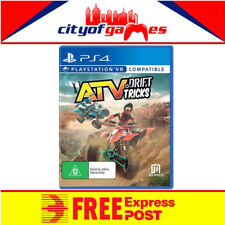 ATV Drift & Tricks Game PS4 New & Sealed Free Express Post In Stock Now