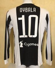 Maglia calcio JUVENTUS DYBALA TG L 2017/2018