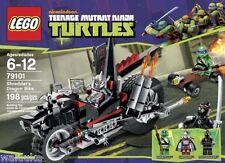 Lego 79101 TMNT Shredder's Dragon Bike - BRAND NEW RARE RETIRED SET