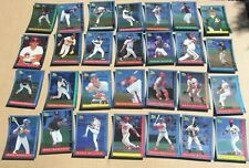 Rare 1993 Classic Best Young Guns 28 FOIL Card Set with #YG7 Chipper Jones Manny
