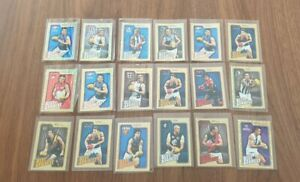 Best and Fairest 2009 card AFL 18 x gold insert chase footy herald sun