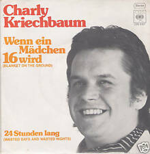 Single / Charly Kriechbaum / Selten /