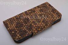 Exclusive Kork Tasche für Samsung Galaxy S4 i9500 Hülle Etui Natural corc Case