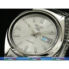 SEIKO 5 OROLOGIO AUTOMATICO 21 JEWELS DAY DATE SNXS73K1 SNXS73K AUTOMATIC WATCH