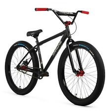 Throne Goon XL Bike Limited Edition Deezy Black New in Box BMX Bicycle