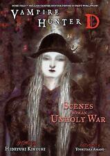 Vampire Hunter D Volume 20: Scenes from an Unholy War Kikuchi, Hideyuki Paperba