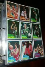 Topps Set NBA Basketball Trading Cards