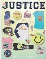 Justice Clothes Pamphlet August 2017 Issue # 33 (Buy 1 Get others at 50% off )