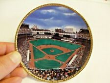 "1989 Sports Impressions Ny Yankee Stadium 4 1/4"" Mini Collector's Plate (Simon)"