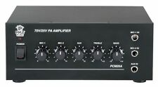 NEW PyleHome PCM20A 40 Watt Power Amplifier w/ 25 & 70 Volt Output