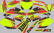 Vibrant Highlighter Graphic Kit for 2000-2001 Honda CR250 CR 250 CR125 125
