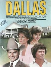 Dallas The Complete Ewing Family Saga Southfork Ranch Oil Larry First Edition