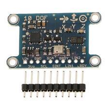 I2C/SPI 10DOF L3GD20 LSM303D BMP180 Gyro Accelerometer Compass Altimeter