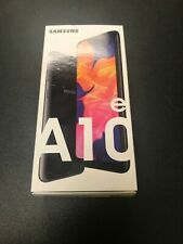 Samsung A10e A102U 32GB BLACK **FULLY/Permanent UNLOCKED** METROPCS BY TMOBILE