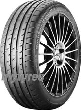 Continental 225/50/17 Car Tyres