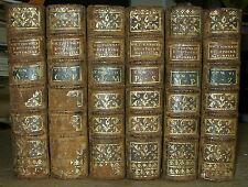VALMONT DE BOMARE DICTIONNAIRE D'HISTOIRE NATURELLE 1768 COMPLET SCIENCES
