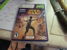 Xbox 360 Kinect star wars with demo disk in good condition