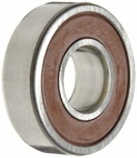 """Oil and Grease Seal 0.394/""""x 0.827/""""x 0.236/"""" Inch Rubber Covered Double Lip w//Gart"""