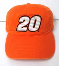 b60b30a35ad new TONY STEWART NASCAR HAT Orange Relaxed-Fit Dad-Cap  20 Chase Men