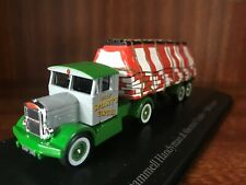 Billy Smarts Circus Collection: Scammell Handyman & Sheeted Trailer