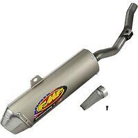 Yamaha TW200 1987-2021 FMF Racing Powercore 4 Aluminium Slip on Exhaust