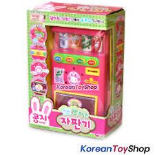 Konggi Pink Rabbit Talking Vending Machine Toy w/ Sound LED Flashing Effect Kids
